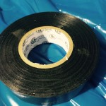 ELECTRICAL TAPE 3/4″X66YD BLACK ALL WEATHER 8MIL  10 ROLLS/SLEEVE 200 ROLLS/CASE EL7566AW-L