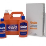 HAND CLEANER ORANGE PUMICE  GOJO NATURAL 2000ML 4/CS