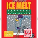 ICE MELT ROAD RUNNER 50# BAG